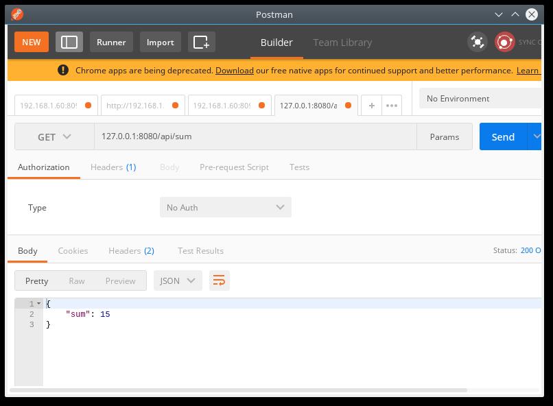 REST API w C++ – biblioteka Casablanca cpprest