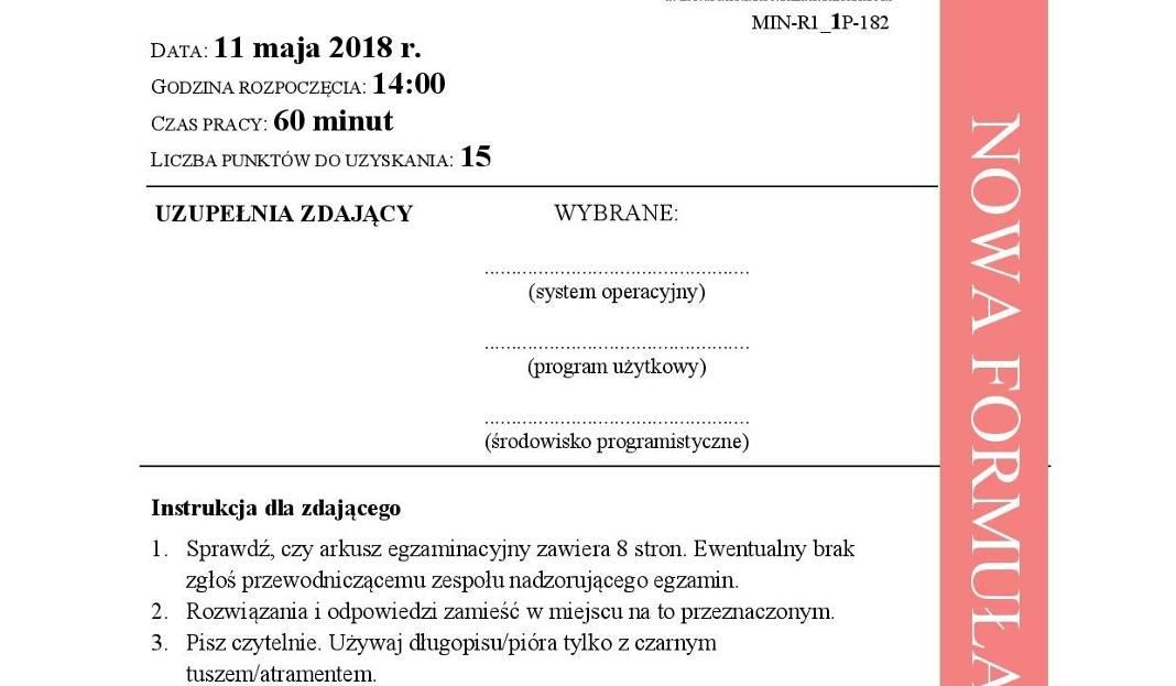 Matura z informatyki 2018 – zadanie WEGA (C++)